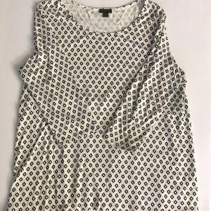 J Jill Wearever Collection tunic L